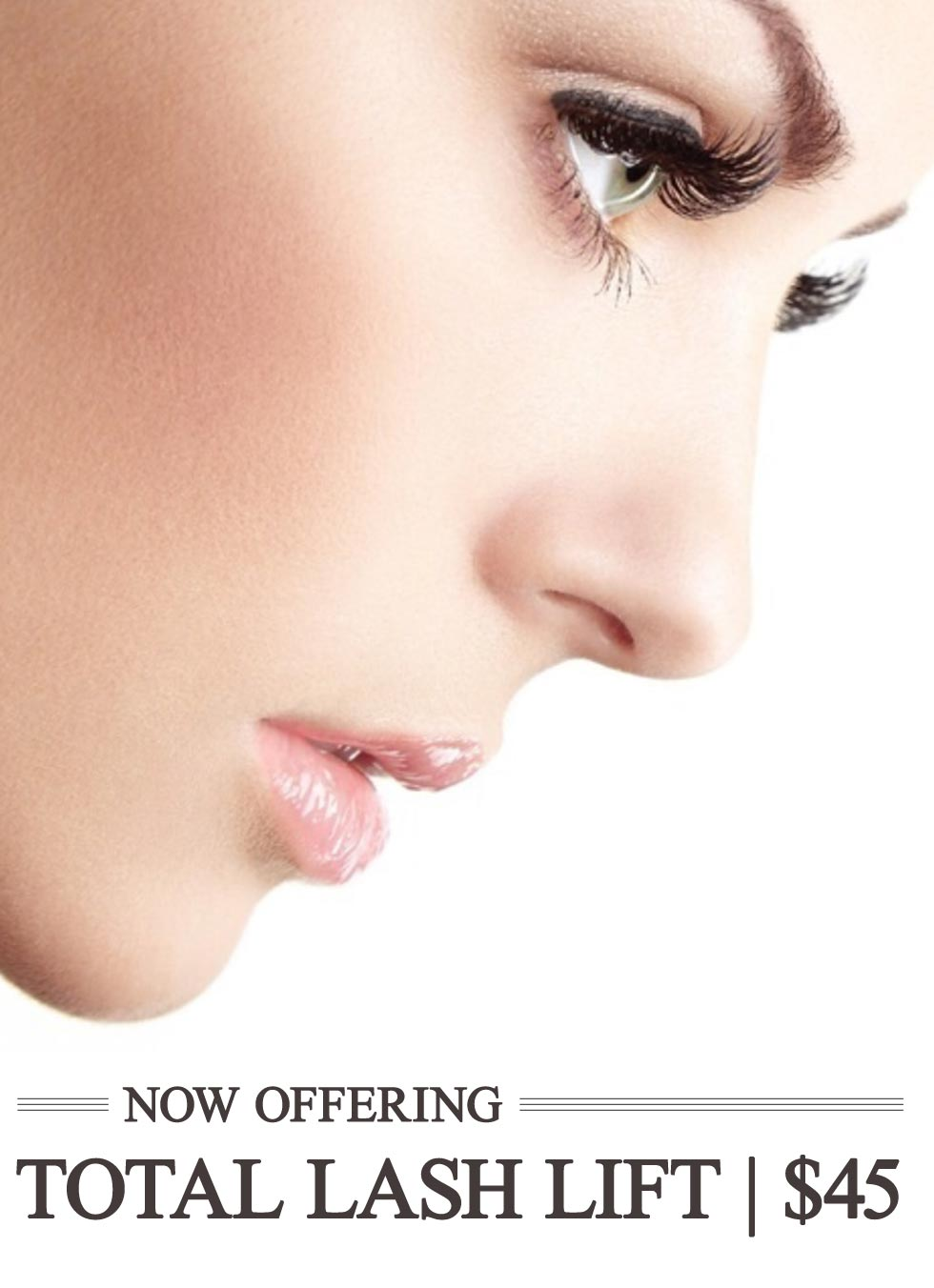 Lakeside Salon - Lash Lift now $45